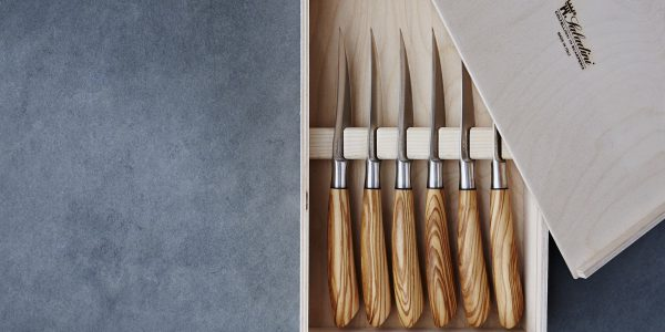 Saladini bedste steakknive