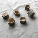 Ubehandlede saltkar fra Andrea Brugi