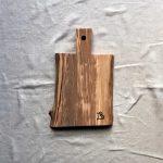 Ubehandlet skærebræt fra Andrea Brugi 37 x 26 cm