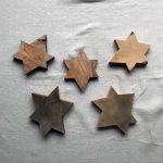 Stor stjerne by Samina Langholz